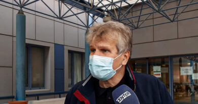 Έκκληση για εμβολιασμό απευθύνει ο Διοικητής του Νοσοκομείου Καβάλας Ντίνος Κλειτσιώτης